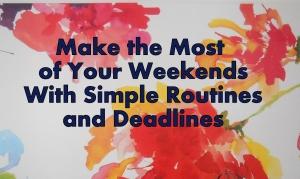 routinesdeadlines