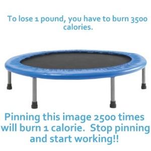 trampolinetext
