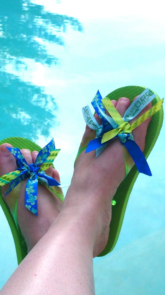 How To Make DIY Custom Fli Flops