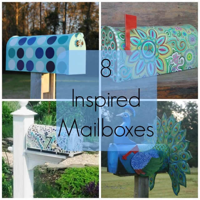 8 Inspired Mailboxes