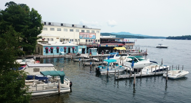 The Pier at Weirs Beach