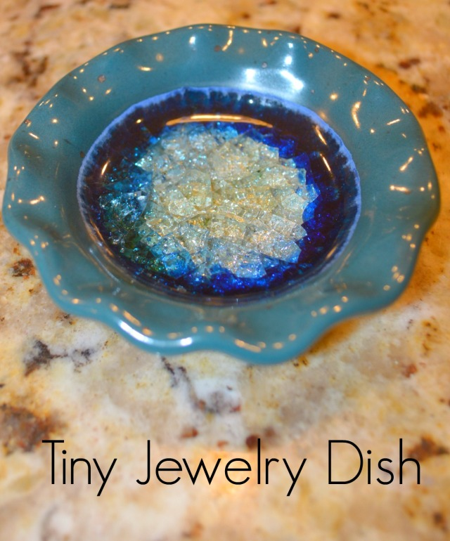Tiny Jewelry Dish