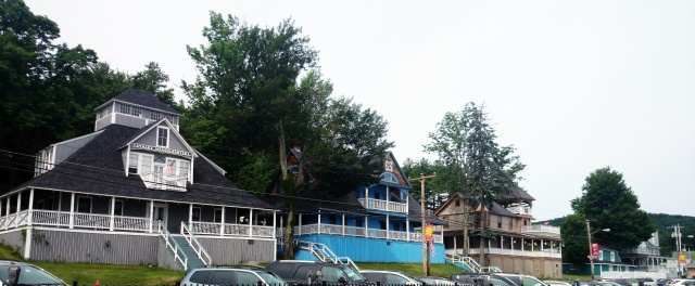 Weirs Houses Two