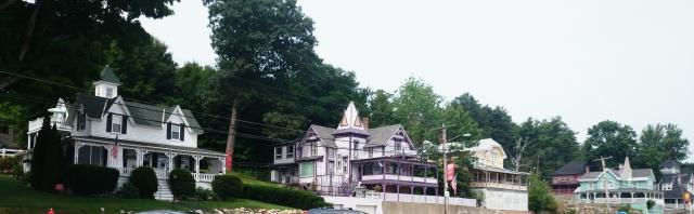 Weir's Houses